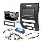 Car Radio Stereo Dash Kit Steering Wheel Interface for 2009-