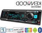 Kenwood Car Stereo Bluetooth Media Player Pandora Android