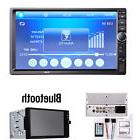 7 inch Car Stereo DVD 2 Din Multimedia Player Bluetooth