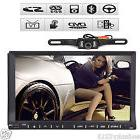 "Car Stereo 7"" inch Touch screen Double 2 Din Radio Mp3 CD/"