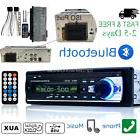 Car Stereo Radio Bluetooth In-dash Head Unit Player FM MP3/