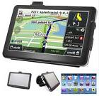 7 inch Car Truck Vehicle Portable GPS Navigation Navigator