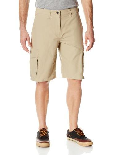 Dickies Men's Performance 11 Inch Cargo Short, Desert Sand,
