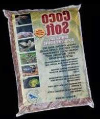 CaribSea Aquatics SCS24212 Coco Soft Bedding, Fine Chip, 24-