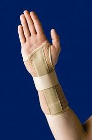 Carpal Lock Wrist Splint SMALL - LEFT