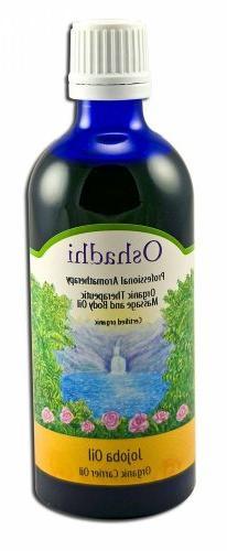 Carrier Oils Jojoba, Organic 100 mL