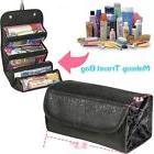 Pro Makeup Case Women Multifunction Travel Cosmetic Bag