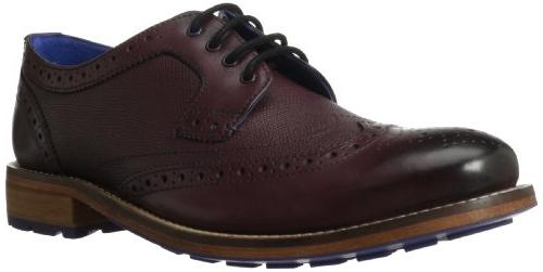 Ted Baker Men's Cassiuss3 Oxford,Tan Leather,10 M US