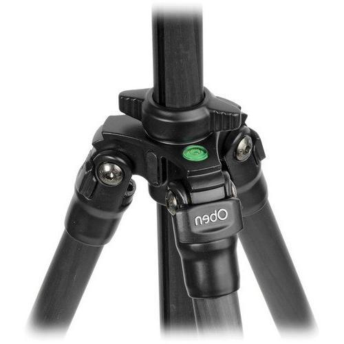 Oben CC-2341 3-Section Carbon Fiber Tripod Legs