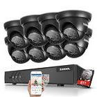 ANNKE 720P HD Outdoor CCTV Security Camera 1080N 4in1 8CH