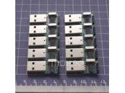 10pcs CH340 USB to TTL Module Upgrade Line Brush Line STC