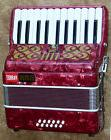 Parrot Child Young Sized Player Accordian Brand New