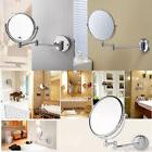 8'' Chrome 10x Magnifying Makeup Mirror Wall Mounted