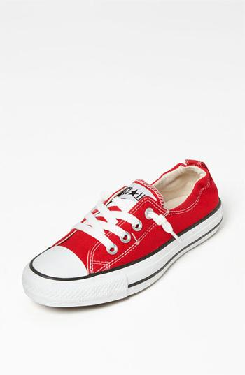 Women's Converse Chuck Taylor 'Dainty' Sneaker Red Size 6 M