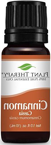 Plant Therapy Cinnamon Cassia Essential Oil. 100% Pure,