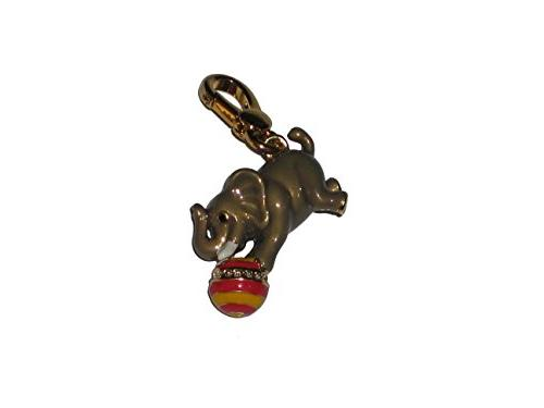 Juicy Couture Women's Circus Elephant Charm YJRU6431