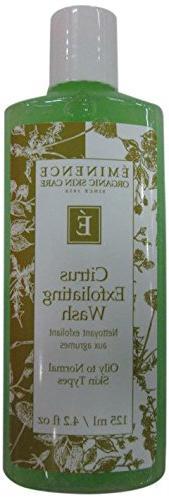 Eminence Citrus Exfoliating Wash, 4.2 Ounce by Eminence