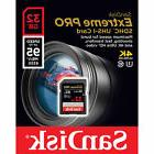 SanDisk Extreme Pro 633X 95MB/S Class 10 32GB SDHC SD UHS-I