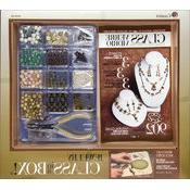 Jewelry Class in A Box Kit - Naturals Glass