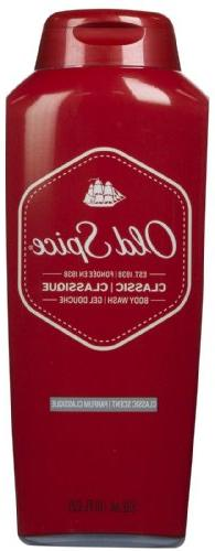Old Spice Body Wash Classic Scent 18 oz