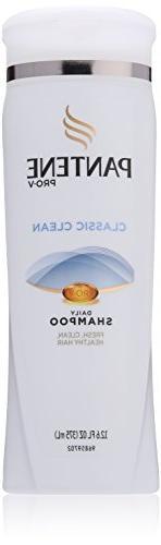 Pantene Pro-V Classic Clean Shampoo 12.60 oz