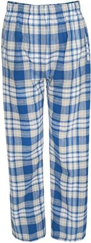 Boxercraft Adult Classic Flannel Lounge Pants - F24 - Royal