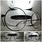 Men's Women Classic Vintage Clear Lens Eye Glasses