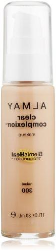 Almay Clear Complexion Liquid Makeup, Naked