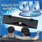 HD Clear Signal Digital HDTV HD VHF UHF Antenna Ultra Thin