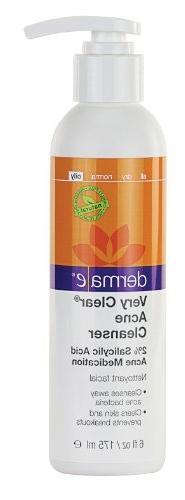 derma e Clear Skin 1 Problem Skin Cleanser, 6 fl oz