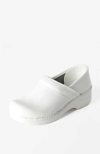 Women's Dansko 'Professional' Clog, Size 12.5-13US / 43EU M