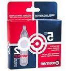 Crosman 12 Gram CO2 Cartridges Standard Packaging 5 count