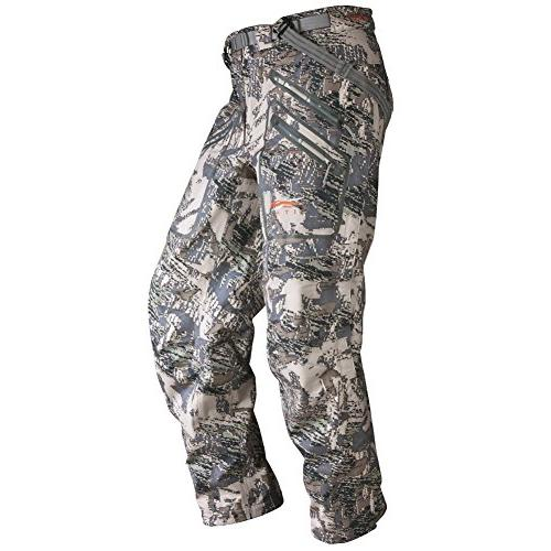 Sitka Gear Coldfront Bib Pant Optifade Open Country Large