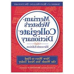 -- Collegiate Dictionary, 11th Edition, Hardcover, 1,664