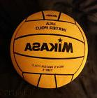 Mikasa Official Competition Men's Water Polo Ball NHFS
