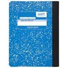 Mead Composition Book, Notebook, Wide Ruled, 9.75 x 7.5 Inch