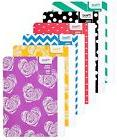 """NEW! Mead Composition Books / Notebooks, Wide Ruled, 9-3/4"""""""
