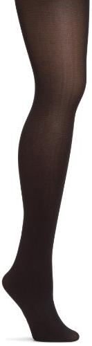Danskin Women's Compression Footed Tight,Black,B