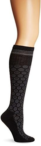 Women's Sockwell 'Shadow Dot' Compression Socks, Size Small/