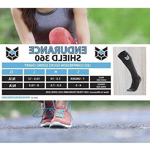 Women's Sockwell 'Goodhew' Graduated Compression Socks, Size