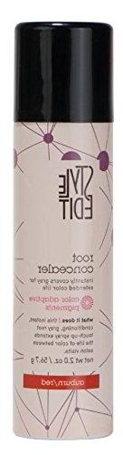 Style Edit Auburn Red Root Concealer Temporary Touch Up