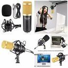 Microphone Package Broadcasting Recording Set Professional