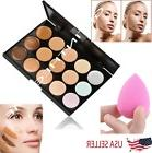 15 Colors Contour Concealer Face Cream Makeup Palette