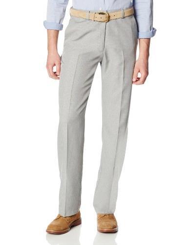 Men's Cool 18 Expandable Waist Classic Fit Pant, Light Grey