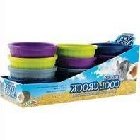 Super Pet - Cool Crock- Assorted Medium-12 Pack - 100501246
