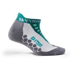 CoolMax Cushioned Running/Hiking Socks Pairs Black,White