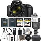 Nikon COOLPIX P900 Digital Camera 83x Optical Zoom WiFi -