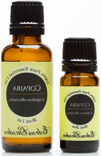 Copaiba 100% Pure Therapeutic Grade Essential Oil by Edens