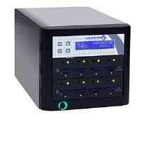 MicroBoards CopyWriter 1-to-7 SD Card Flash Duplicator