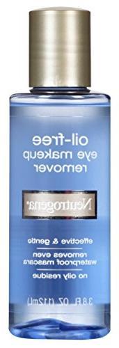Neutrogena Oil - free Eye Makeup Remover, 3.8 oz
